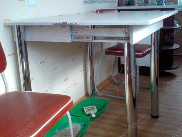Барный стол на кухне своими руками
