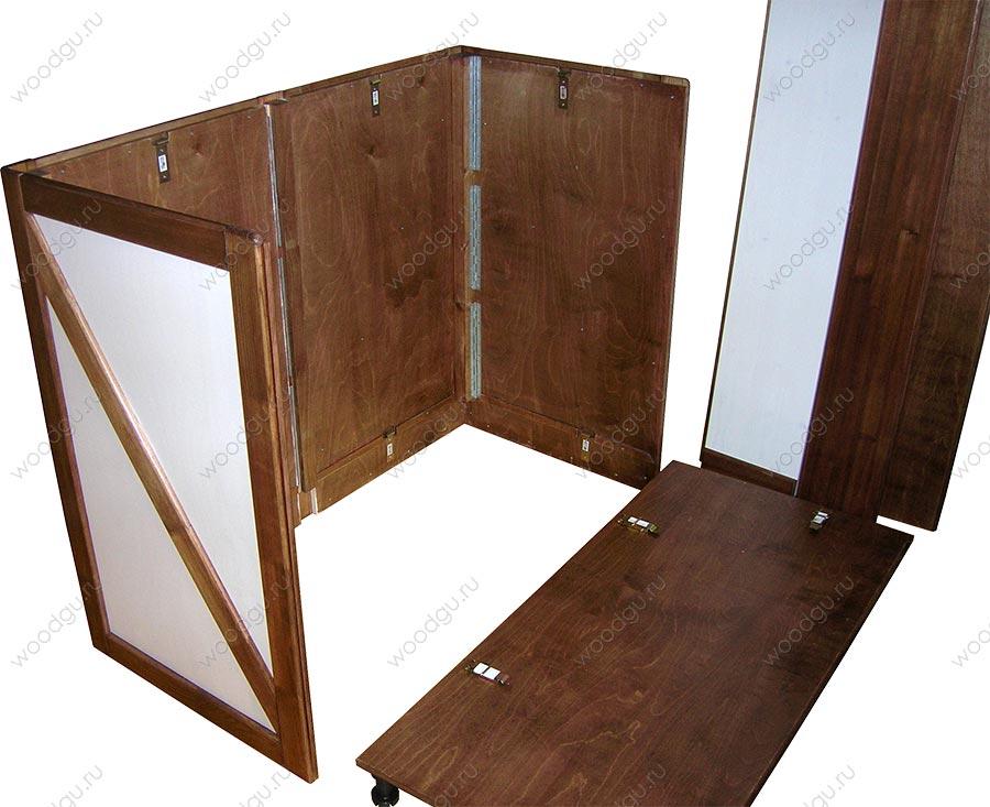 Барная стойка из мебельного щита 174